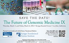 Future of Genomic Medicine IX